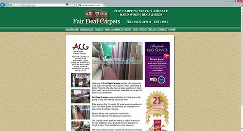 FAIR DEAL CARPETS GRIMSBY